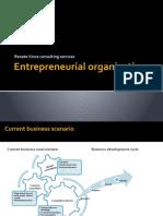 Entrepreneurial Organization