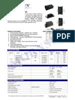 MORNSUN-Guangzhou-S-T-LD20-10B24Power-module_C59287