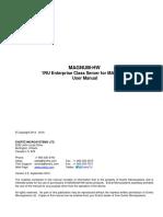 MAGNUM-HW User Manual 2v2