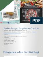 ISSUE VAKSIN COVID 19 SERTA PENGARUH BAHAN ALAMI.pptx