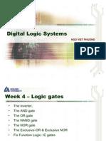 Week 04 - Logic Gates