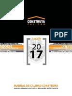 Manual De Calidad Contruya 2017.pdf
