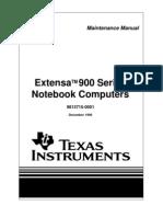 Acer EXT900SG