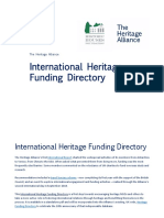 International-Funding-Directory