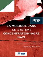 La Musique dans le systeme concentrationnaire nazi (Consejo de Europa, manual pedagógico).pdf