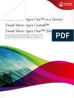 Apex One Best Practices Guide for Malware Protection(1)_20191021