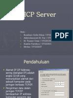 Mjk - Tugas - Dhcp Server - Rondisye