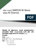 METODE M CHARNES.pptx