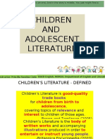 Children's Literature.ppt