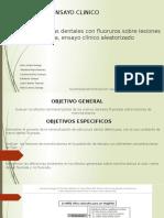 ENSAYO CLINICO GRUPO 3 EPIDEMIOLOGIA