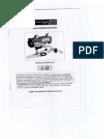 Manuale operativo Powerx