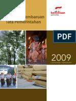 2009 Partnership Annual Report - Indonesian