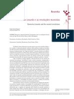 NOGARA, Tiago. Domenico Losurdo e as revoluções marxistas