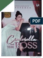 [Panji eBook] Despersa - Cinderella and The Boss.pdf