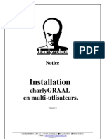 Installation CharlyGRAAL Pour XP