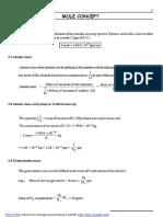 Chapter02 - Mole Concept.pdf