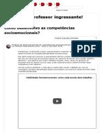Bem-vindo professor ingressante!_ Práticas de desenvolvimento de competências socioemocionais.pdf