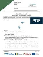 FICHA DE TRABALHO N.º 1