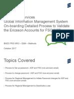 PRSCMS Onboarding Detailed Validation Process v1