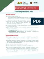 Recomendações-IPSS