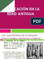 EDUCACIÓN EN LA ANTIGUA ROMA.pdf