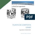 Planta de Composta UNAM