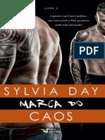 Sylvia Day - Marcada #3 - Marca do Caos [oficial].pdf