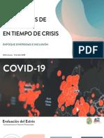 Estrategias de Cuidado en Tiempos de Crisis