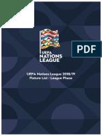 UEFA Nations League 2018-2019