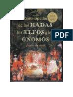 Ruland Jeanne - Enciclopedia de las hadas, los elfos y los gnomos