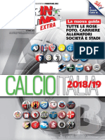 Calcio Italia 2018-2019