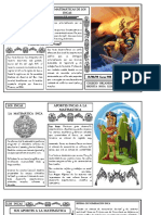 Las Matemáticas en el Tiempo de los Incas
