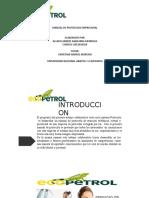 Diseño de protocolo empresarial
