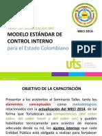 CAPACITACIÓN MECI 2014 UTS (1) (1)