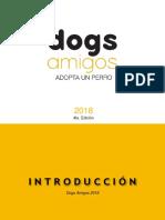 PRESENTACIÓN DOGS AMIGOS 2018 1