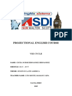 PROJECTIONAL ENGLISH COURSE.docx