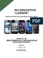 MANUAL DE MANTENIMIENTO Y REPARACIÓN DE CELULARES PARTE 1
