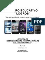 MANUAL DE MANTENIMIENTO Y REPARACIÓN DE CELULARES PARTE 3