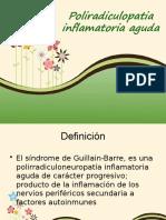 sindrome de guillain barre cato