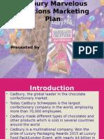 Cadbury Marvelous Creations Marketing Plan.pptx