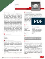 3M Protección Respiratoria Desechable  - 8514