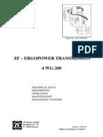 Manual tecnico ZF 4WG-260