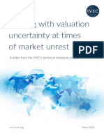 Dealing With Valuation Uncertainty at Times of Market unrest.pdf