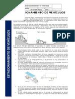 BOLETÍN DE ESTACIONAMIENTO DE VEHICULOS
