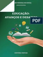 Livro EDUCAÇÃO AVANÇOS E DESAFIOS