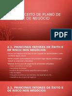 2.Conceito de plano de ação e de negócio