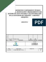 109 MC SAP VAR if 002 Captacion Chicote 2