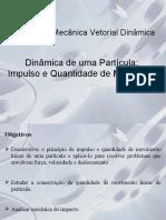 Dinâmica de Partícula - Impulso e Quantidade de Movimento.ppt