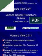 Venture View 2011