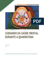CUIDANDO DA SAÚDE MENTAL DURANTE A QUARENTENA